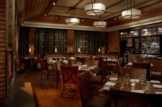 3 West Restaurant (Basking Ridge, NJ)... reasonably priced dinner menu, Study available for 20 people.