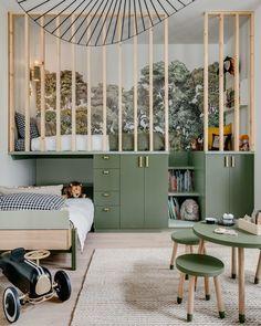 Kids Room Design, Kids Bedroom Designs, Bedroom Ideas, Kid Spaces, New Room, Living Room Interior, Room Inspiration, Design Inspiration, Room Decor