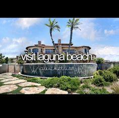 Visit Laguna Beach.
