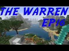 Minecraft - The warren ep16: The adventures begin! - W/HayleyHedgehog - YouTube