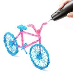 3Doodler—The World's First 3D Drawing Pen. Let her creativity run wild!