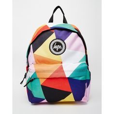 celine multicolour backpack