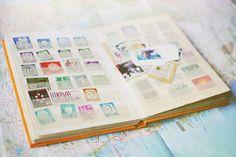 postzegels sparen