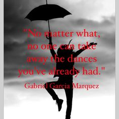 Dance - Gabriel Garcia Marquez