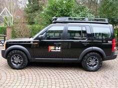 """DISCO3.CO.UK - View topic - """"G4 Black"""" Overland D3 Project"""