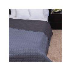 LAURA szürke ágytakaró 235x250 cm, Díszpárna.com Webáruház