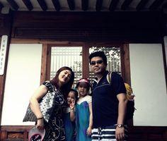 Hanok family accommodation experience Korea