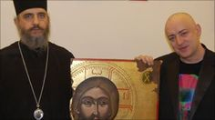 This is cool. Boy Georgy bought an icon in 1985 from an art dealer that had been stolen from a church in Cyprus during the Turkish invasion. He was happy to return it to the church where it belonged after 26 years in his possession. Go you Boy George