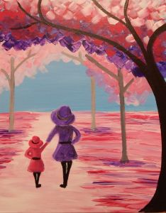 14 Mom Me Canvas Painting Ideas Canvas Painting Painting Painting For Kids