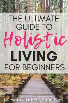 holistic health The Ultimate Guide to Holistic Living - Learn how to start a holistic lifestyle in 6 dimensions of wellness (nutrition, fitness, mental and emotional well-being, non-toxic living, and natural healing modalities) Holistic Wellness, Holistic Healing, Wellness Tips, Natural Healing, Health And Wellness, Health Tips, Health Fitness, Holistic Nutrition, Healthy Holistic Living