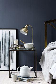 Die 68 Besten Bilder Von Einrichten Mit Blau Bed Room Bedroom