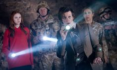 """Doctor Who Recap: Season 5, Episode 4: """"The Time of Angels""""  by Steven Cooper"""