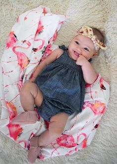 Flamingo swaddle blanket - colorful and modern swaddle - baby wrap - coral pink watercolor - newborn swaddle - hospital blanket - photo Baby Swaddle, Swaddle Blanket, Cute Baby Girl, Cute Babies, Flamingo Nursery, Baby Event, My Bebe, Nursery Accessories, Baby Girl Fashion