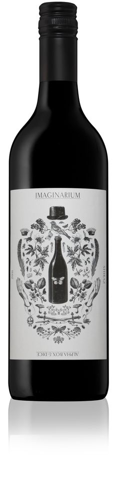 2011 Alpha Box and Dice - Imaginarium Shiraz Barossan and un-Barossan at once - ripe plummy fruits, sheathed in spice and earth but gone is the heaviness in the mouth and the oak assault. There is space and energy here and a lovely sapid line of acidity that leaves the mouth salivating and ready for another glass.