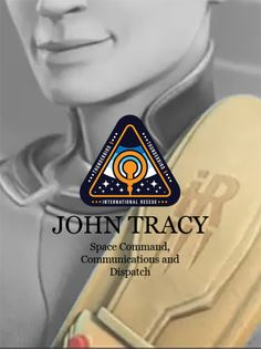 JOHN TRACY : SPACE COMMAND, COMMUNICATIONS AND DISPATCH.