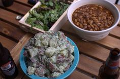 Baked Beans Recipe | Happy Herbivore  I quadrupled this recipe for our bbq today and it was so easy and delicious!