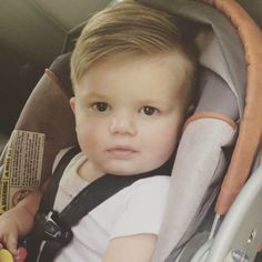 Fantastic Cute Baby Toddler Boys Hairstyles : It is difficult to choose hairstyle for toddler boy's hairstyles. Boys must look cute and handsome too with their hairstyle. There are number of hai . Toddler Boy Haircuts, Girl Haircuts, Toddler Boys, Boys First Haircut, Baby Haircut, Baby Boy Hairstyles, Kids Hairstyle, New Baby Boys, Baby Boy Newborn