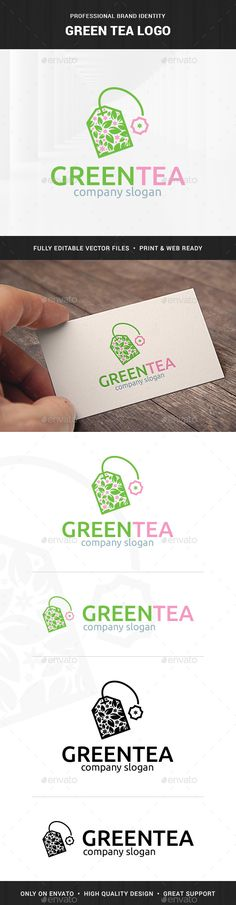 Green Tea Logo Template - Objects Logo Templates Download here : http://graphicriver.net/item/green-tea-logo-template/15745103?s_rank=159&ref=Al-fatih