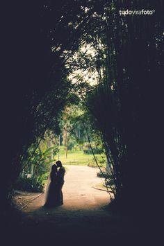 Marcela + Felipe @ Jardim Botânico, São Paulo, SP - Tudo Vira Foto