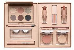 It's the moment we've all been waiting for. Kim Kardashian West's beauty brand, KKW Beauty, is now available at Ulta stores nationwide. Black Eyeliner, Pencil Eyeliner, Kim Kardashian, Uñas Fashion, Makeup Gift Sets, Ulta Gift Sets, Lipgloss, Mac Lipsticks, Beauty Kit