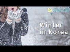 Winter in South Korea 2016 Vlog - Enjoy Travel, Korea Trip with Seinustar - YouTube