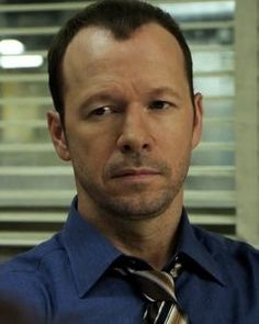 Donnie as Danny Reagan in Blue Bloods!