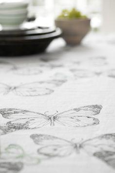 AFFAIR tablecloth. Lene Bjerre, spring 2014.