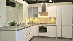 Keukenloods Zaandam - van 10.366 voor 6.500,vaat, koel/ vries, graniet, apothekerskast