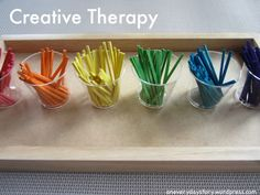 occupational therapy activities for special needs cerebral palsy fine motor skills activities Creative Therapy