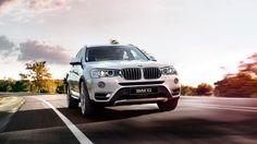 Все изображения и видео BMW X3 для загрузки.