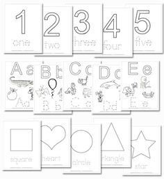 Good morning everyone! I've had so many requests for this, and here it is! The 2015-2016 Preschool Daily Learning Notebook!  This one of course has the updated traceable calendars for August 2015 – July 2016, as well as all of the other goodies! And it has a fun new cover too! –> Download the…Read More