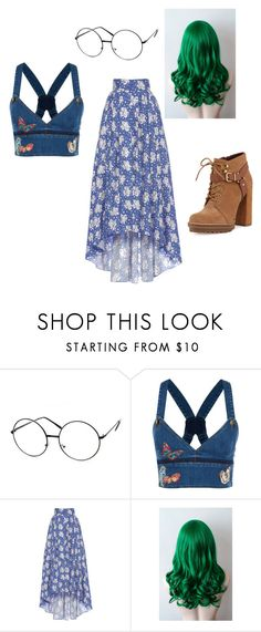 """""""Untitled #141"""" by eve-steward ❤ liked on Polyvore featuring Valentino, LUISA BECCARIA and BCBGeneration"""