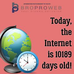 The Internet is getting old.... Don't miss the boat create the website of your dream and we will deliver it fast and affordable! Call us today for a free consultation we do in person meetings (New York) or Skype meetings (worldwide). In the age of the www distance is just a number.... #webfacts #funfact #instafact #website #webdesign #webdeveloper #webdevelopment #html #css #javascript #code #coding #codemaster #nerd #geek #internetage