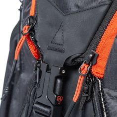 NikeLab ACG Responder Backpack (Black & Team Orange) | END.