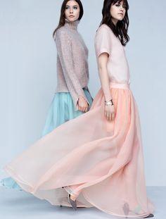 2NDDAY PRE SPRING 16 Tulle, Spring, Skirts, Design, Fashion, Moda, Fashion Styles, Tutu, Skirt