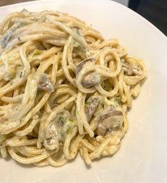Champignon - Spaghetti 1