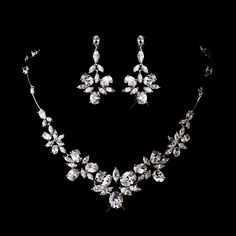 Fabulous CZ Wedding and Special Occasion Jewelry - Affordable Elegance Bridal