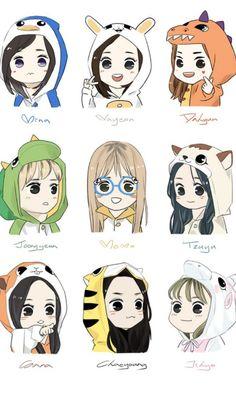 [PO] Twice chibi acrylic keychain, Entertainment, K-Wave on Carousell Anime Chibi, Manga Anime, Kawaii Anime, Anime Art, Kpop Fanart, Chibi Wallpaper, Tzuyu Wallpaper, Desu Desu, Twice Fanart