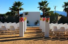 Palm Springs weddings - 5 Mod Steps to a Midcentury Modern Wedding