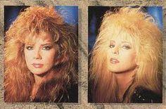 HOT METAL Bands and Babes: Vixen 80's all girl metal/rock band
