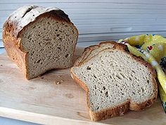 Recipe for Gluten Free, Sugar Free Sandwich Bread with Sourdough Starter by Simply Sugar & Gluten-Free,