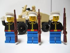 Lego Marines, kicking ass one brick at a time! Once A Marine, Marine Mom, Us Marine Corps, Military Girlfriend, Military Love, Military Spouse, Usmc, Marines, The Few The Proud