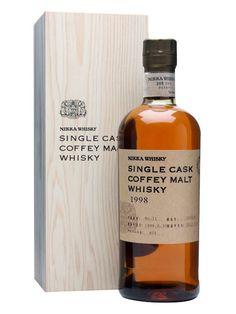 Nikka 1998 Coffey Malt Whisky / Cask #143228 60%