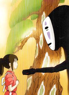 Spirited Away - Chihiro
