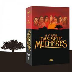 DVD A Casa Das Sete Mulheres - 5 Discos - R$99,90 com Frete