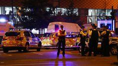Londres: una furgoneta atropella a varias personas en Finsbury Park. Podría tratarse de un acto de islamofobia.