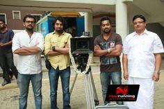 Asif Ali in Kili Poyi Movie Pooja