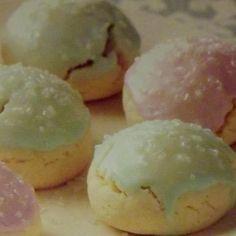 Tender Italian Sugar Cookie
