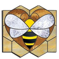 Free Pattern, Love Bees