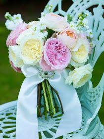 Selina Lake: Vintage Floral Wedding - Selina Lake Style